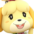 Super Smash Brothers Ultimate - Isabelle Icon