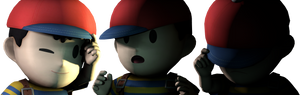 I want to play with Ness's cap
