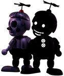 XOR Boy and Shadow BB Render