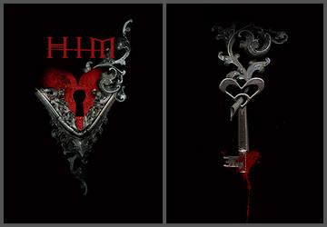 HIM - Locked Heart by damnengine