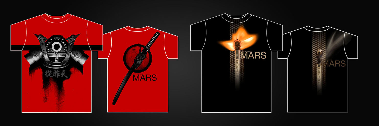 30 Seconds to Mars shirt pitch by damnengine