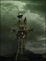 gargoyle by damnengine