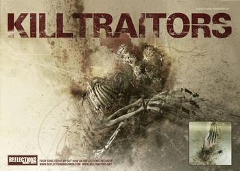 killtraitors poster by damnengine