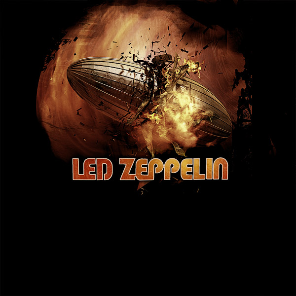 Rock Band Wallpapers: Led Zeppelin Wallpapers