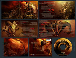 Job For A Cowboy-Genesis CD