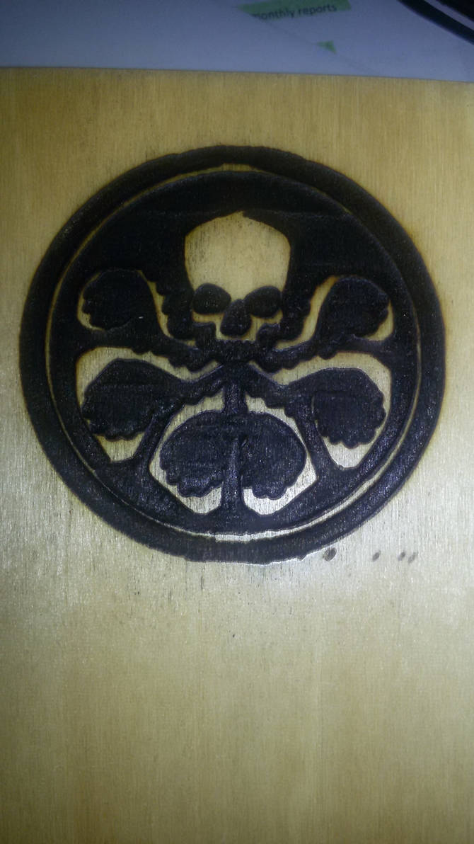 Hydra Engraving