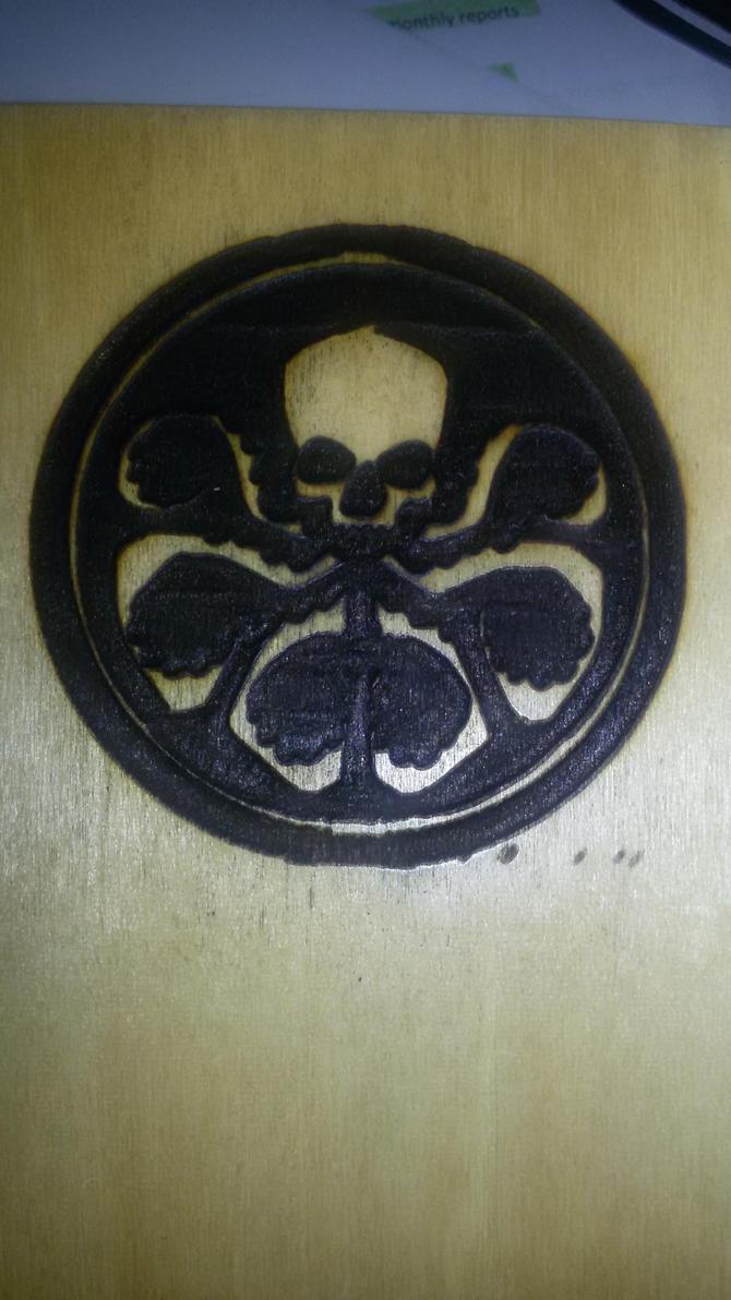 Hydra Engraving by Krahhark