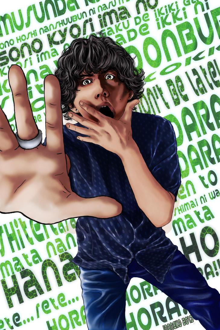 Takahiro Morita ONE OK ROCK by InoNeko