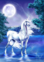 Moonlight by Aaorin