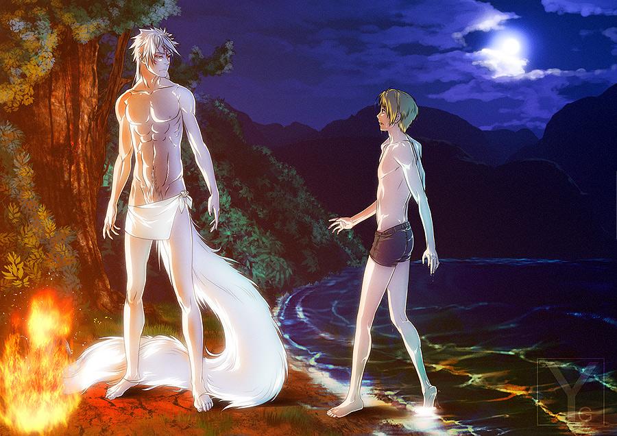 Natsume Yuujinchou - Surprise by Aaorin on DeviantArt