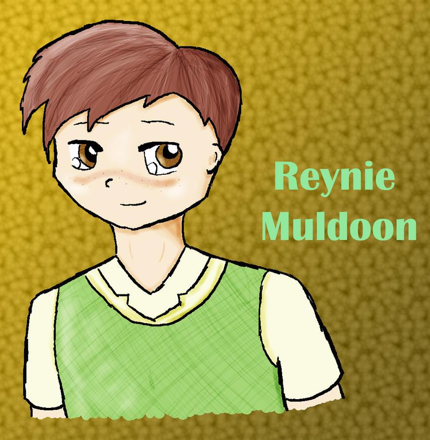 Reynie Muldoon by InvaderJes11