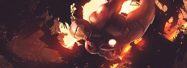 Iron man by TCRgfx