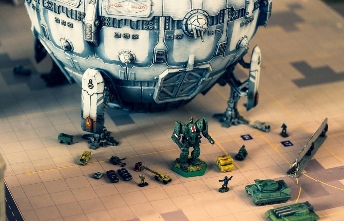 Battletech Generations by Vortex013