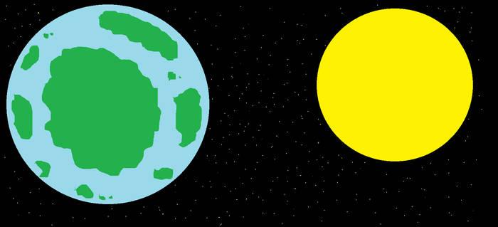 Beautiful Lovely Planet On September-10-2020