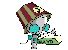 Gir And A Bowl Of Mayo by virg0oo