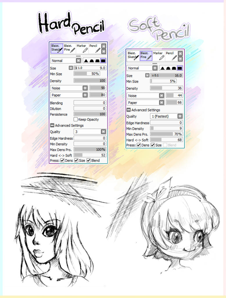9 paint tool sai brushes download