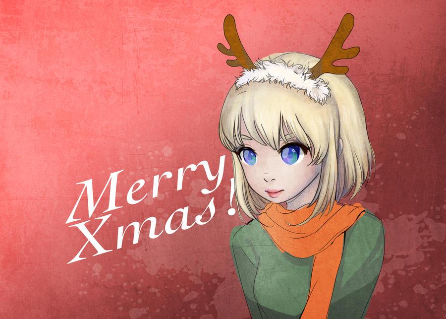 Merry Xmas! by Yumi-3