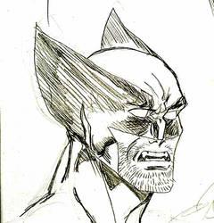 Wolverine's Head