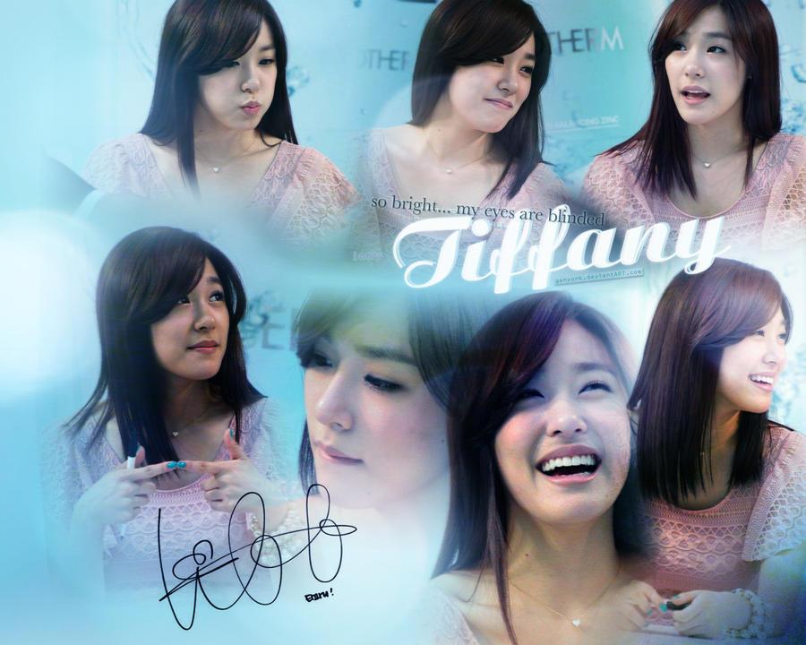 Always Shine Brightly, Tiffany by ganyonk