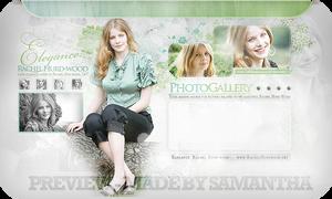 Rachel Hurdwood Gallery header