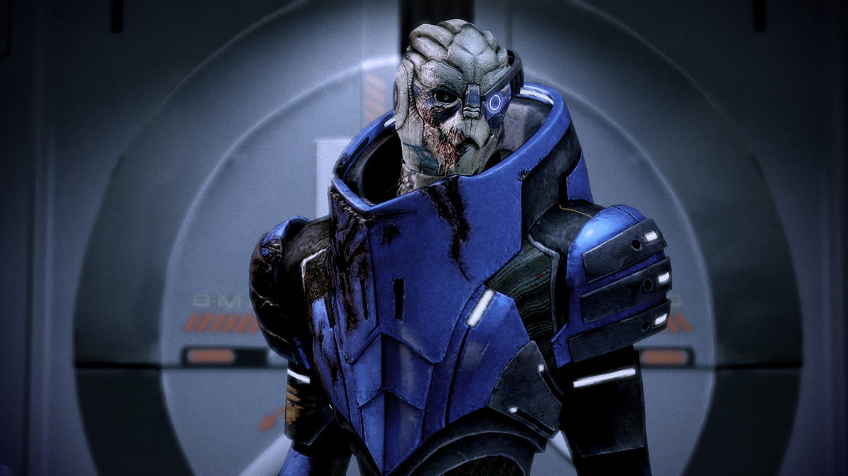 Garrus Vakarian 03 by johntesh