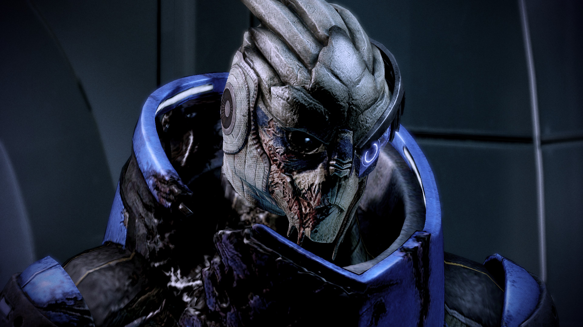 Garrus Vakarian 04 by johntesh
