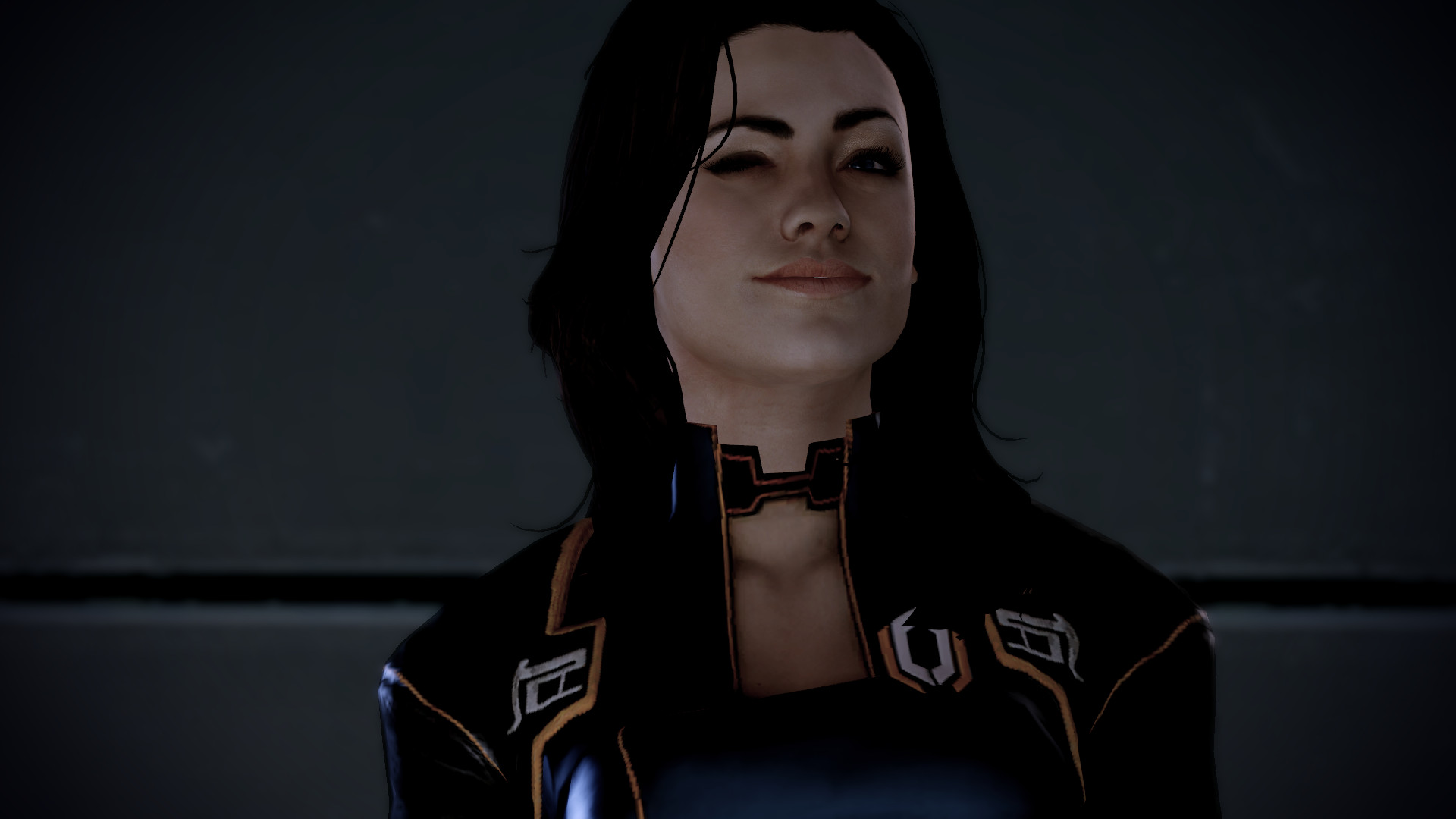 from Rene can you hook up with miranda in mass effect 2
