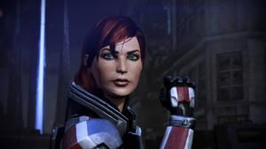 Lieutenant Commander Shepard 02 by johntesh