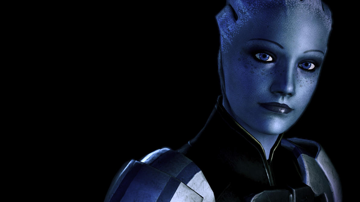 Liara T'Soni 21 by johntesh