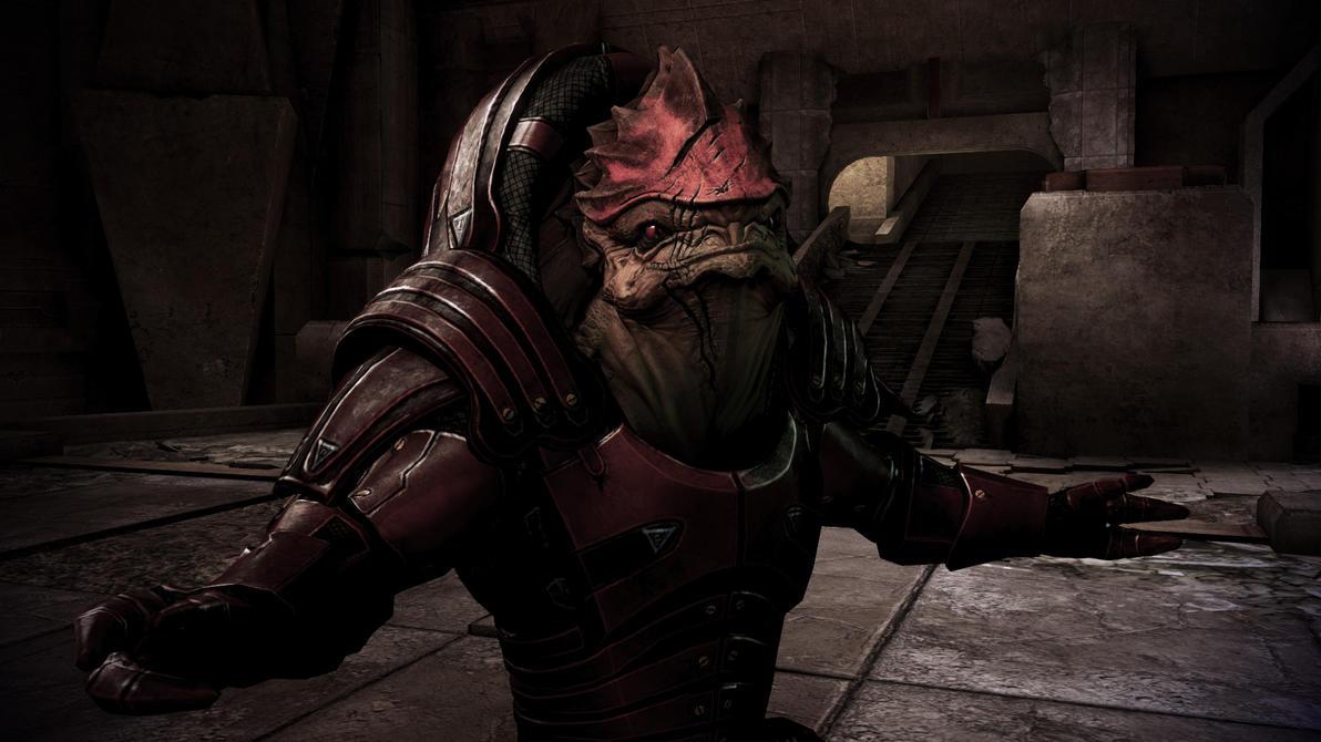 Cacería de Bichos - Mass Effect Urdnot_wrex_08_by_johntesh-d4unu8z