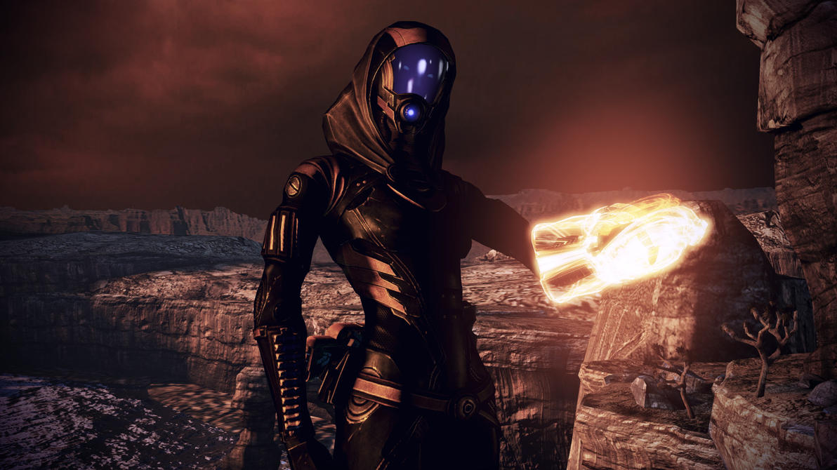 [Gaming Heads] Mass Effect 3 - Tali'Zorah vas Normandy Statue Tali__zorah_vas_normandy_13_by_johntesh-d4uo4m4
