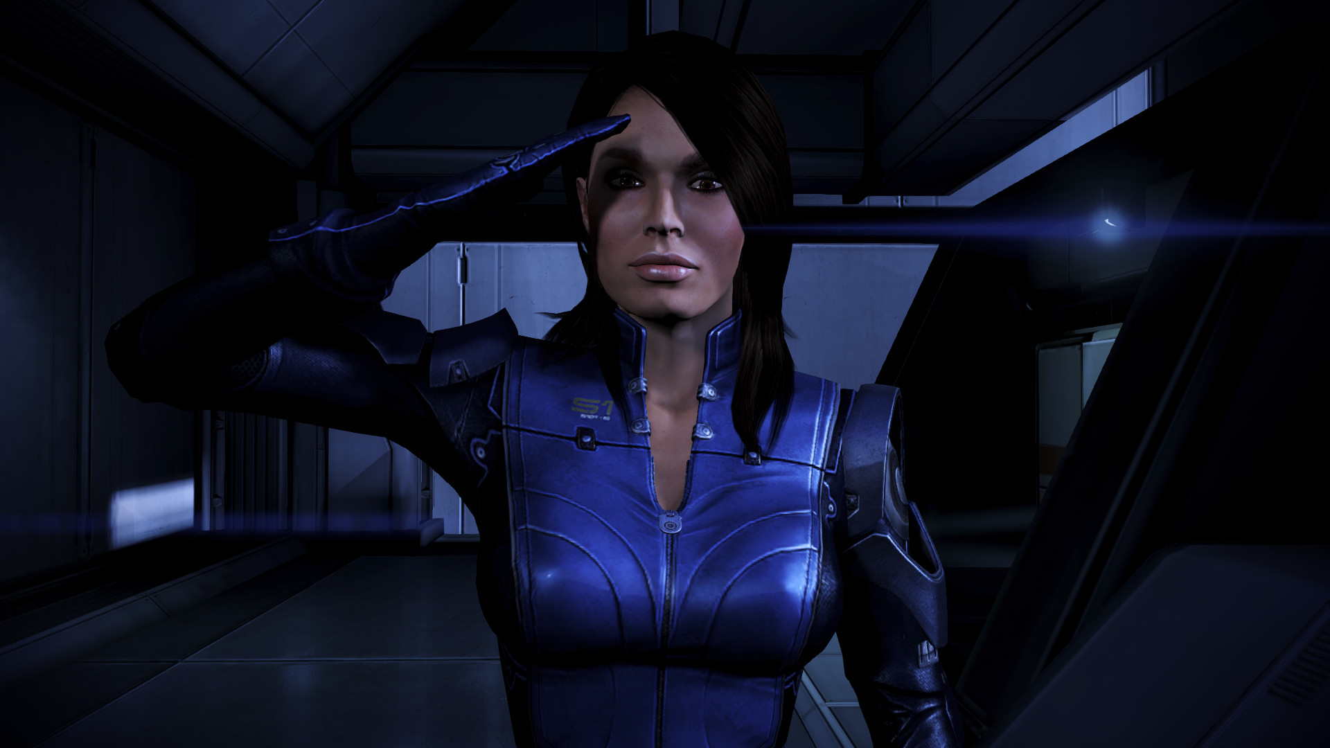 Mass effect 3 ashley williams naked sex online booty