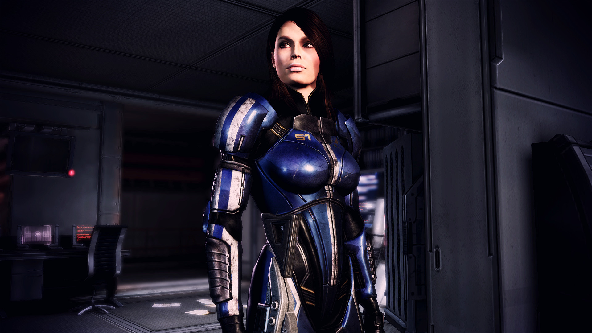 Litterotica mass effect ashley williams anime pictures