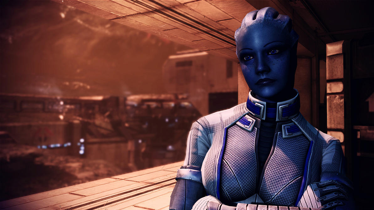 Liara T'Soni 26 by johntesh