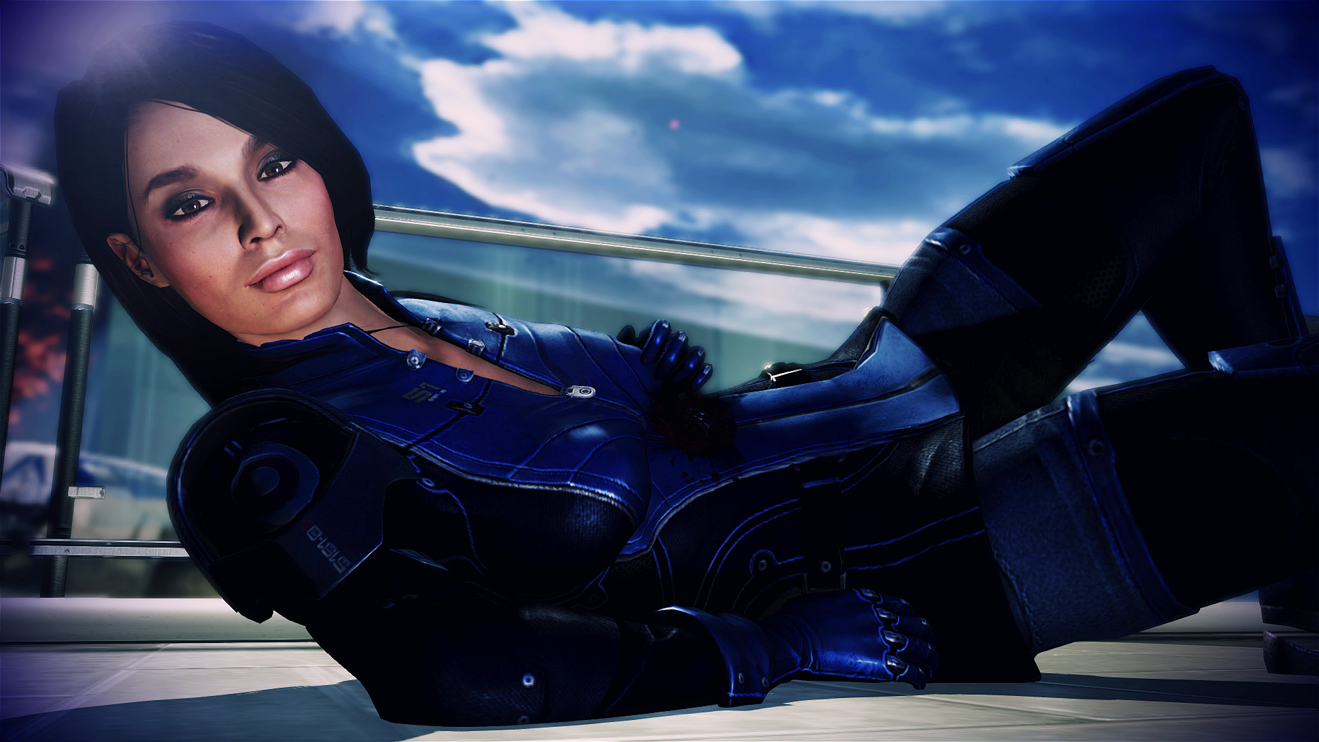 Mass effect 3 ashley williams sex cartoon softcore images