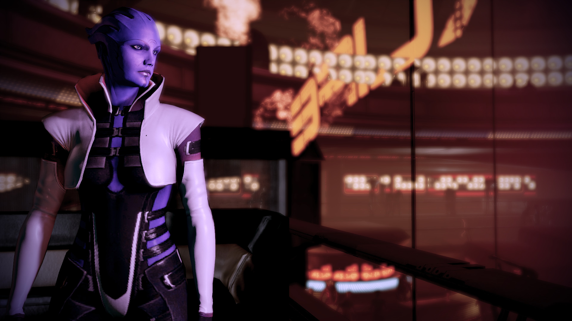 Mass effect 3d porn movie hentay comic