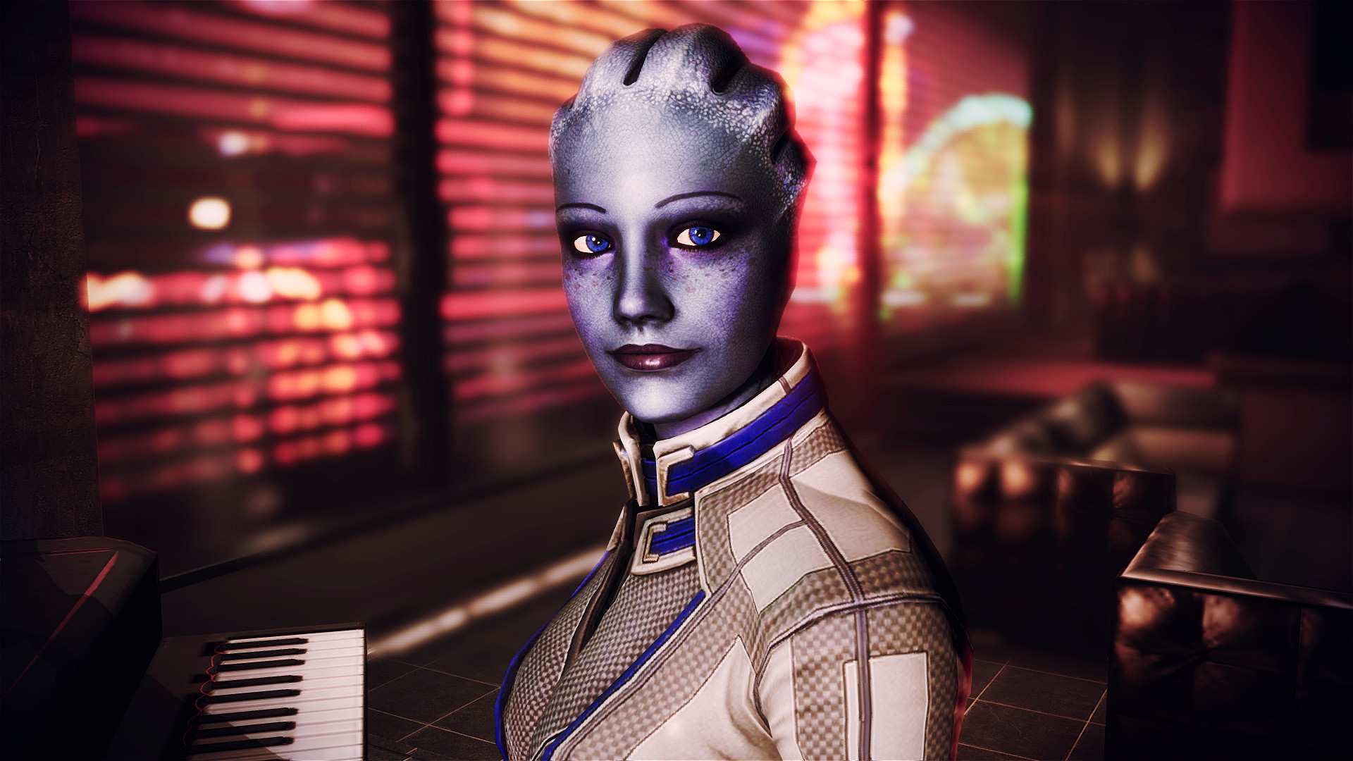 Liara T'Soni 41 by johntesh
