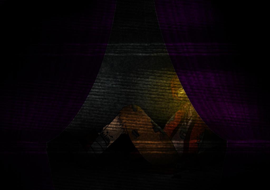 Alone - Bite of '87 Alternate by P-Paradox