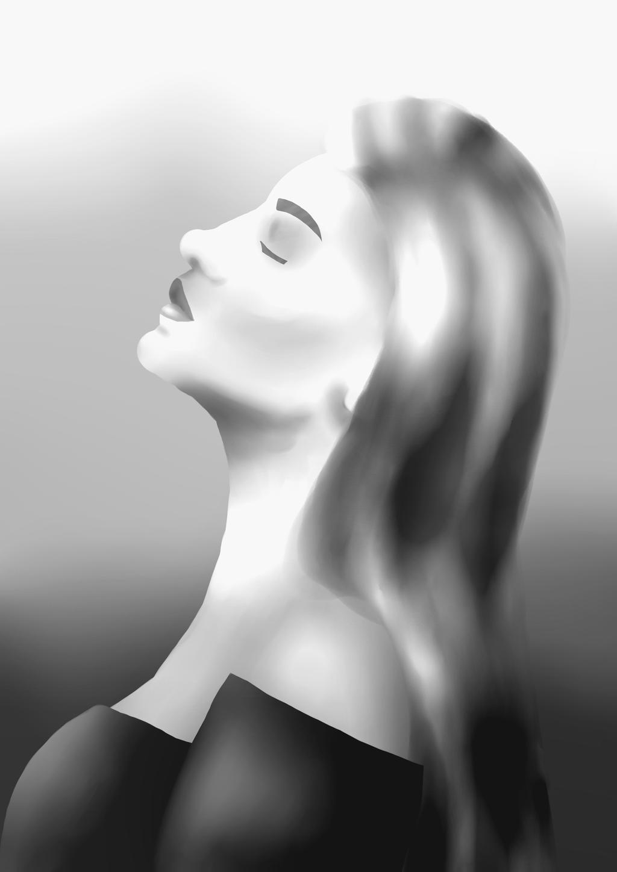Grey beauty by P-Paradox