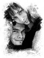 Magda and Tom by waldemarski
