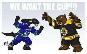 We Want The Cup!!