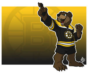 Boston Bruins: Blades by jmh3k
