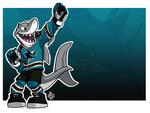San Jose Sharks: S.J. Sharkie