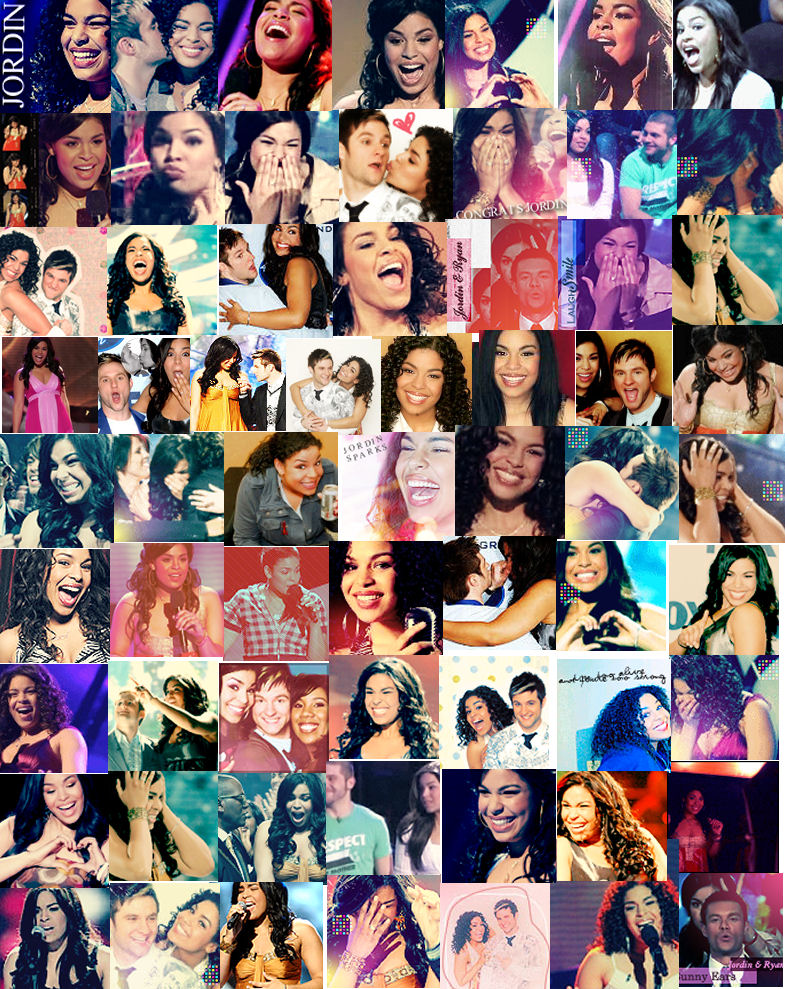 Jordin Sparks Icon Collage by youngheart06