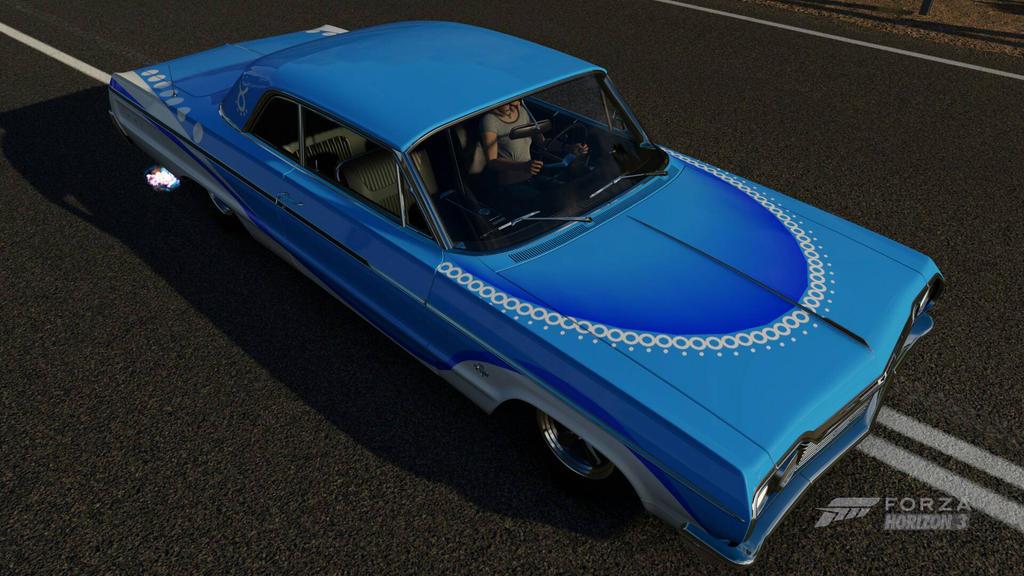 Xantara '64 Impala by War-Wolf0534