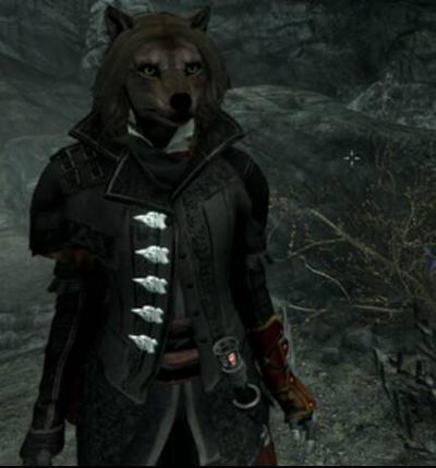 Lilian in Skyrim by War-Wolf0534