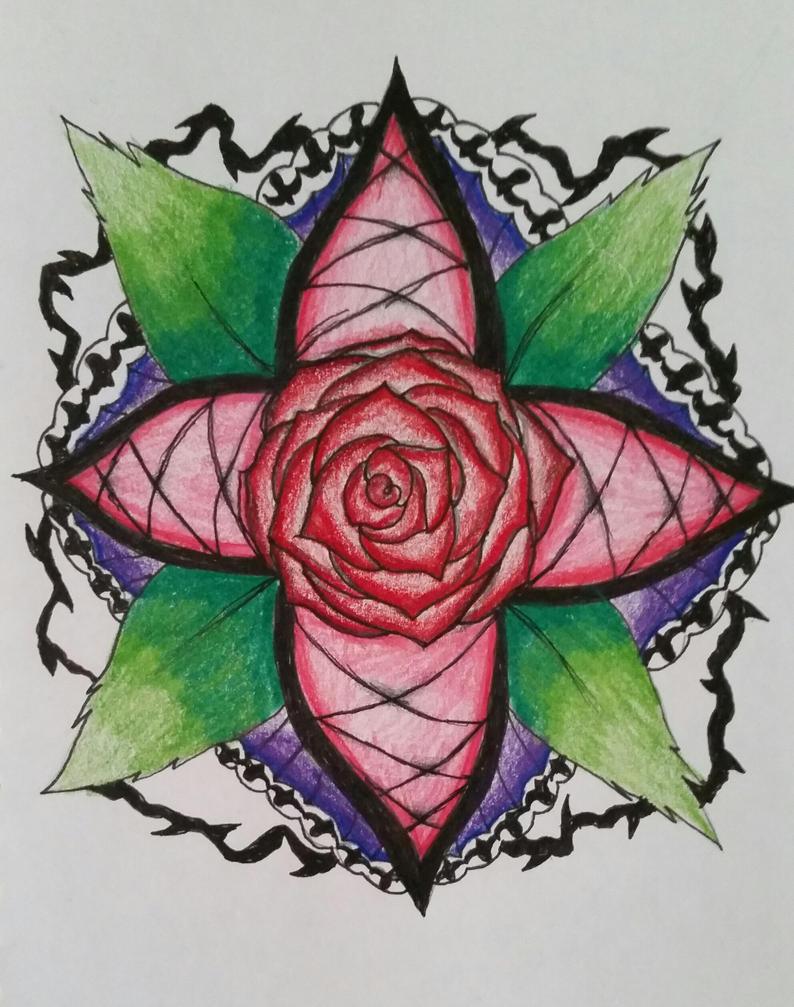 Rose by Rhiannon-San