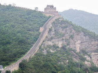 The Great Wall by grandma013
