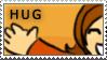 .:Hug Stamp:. by Feniiku