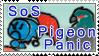 SoS 2010: Pigeon Panic Zone by Feniiku